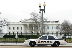 Secret services - White House