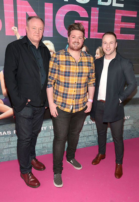 Photos entertainment matt dempsey thomas crosse and wayne lawlor pictured at the irish premiere screening of how ccuart Image collections