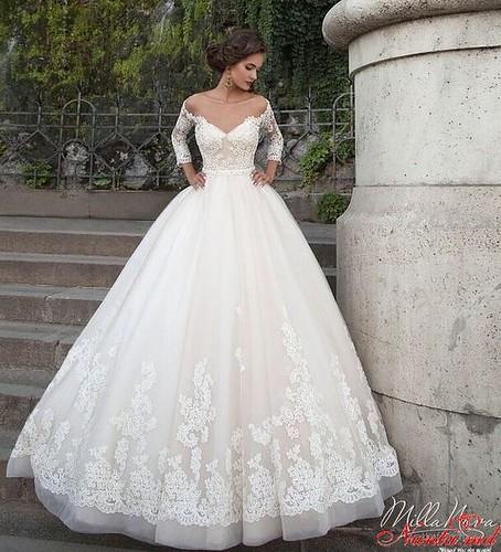 Salon de Mariaj Cocos-Tot luxul și eleganța modei de nuntă într-un singur loc! > Uimitoarea rochie de mireasă Diona!