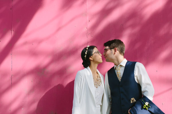 Celine Kim Photography KM Intimate restaurant Cluny Bistro Distillery District Toronto summer wedding-32