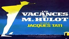 affiche des vacances de monsieur Hulot