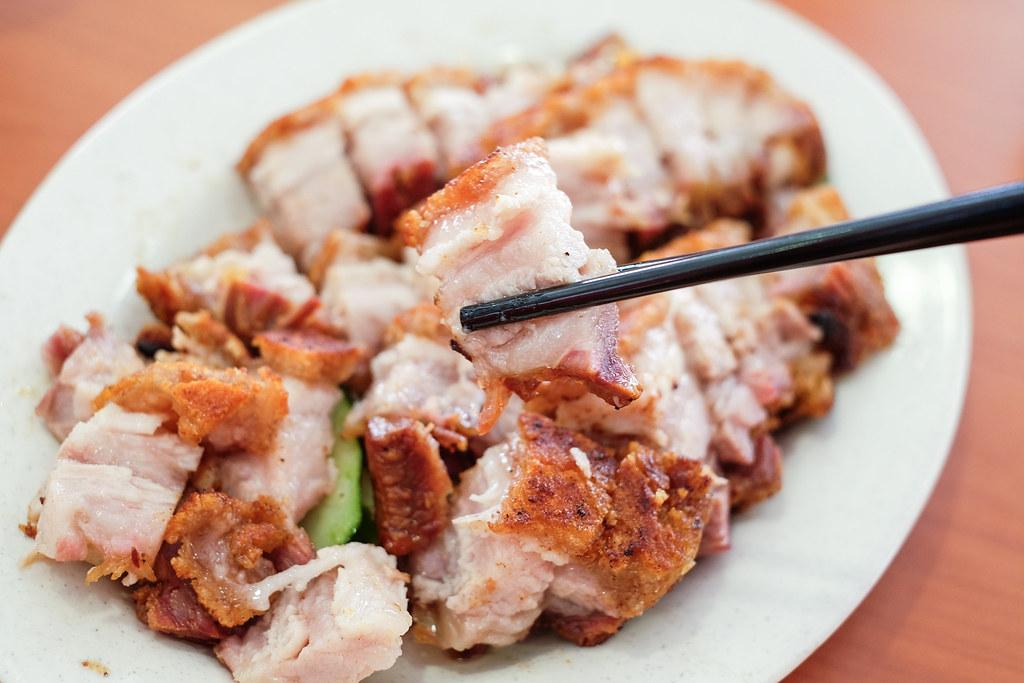 Hong Kong 88 Roast Meat Specialist: Sio Bak