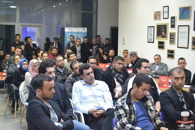Entrepreneur Café Tunis@14ème Meeting