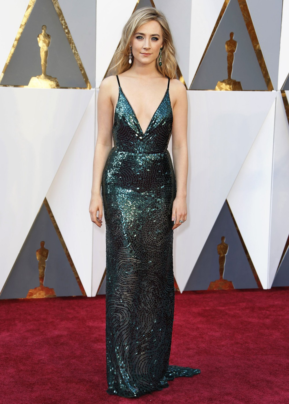Oscars 2016 Best-Dressed Celebrities
