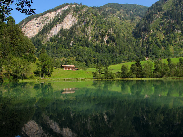 Klammsee, Kaprun - Austria