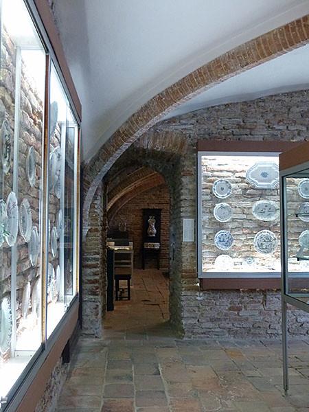 céramiques au musée Ingres