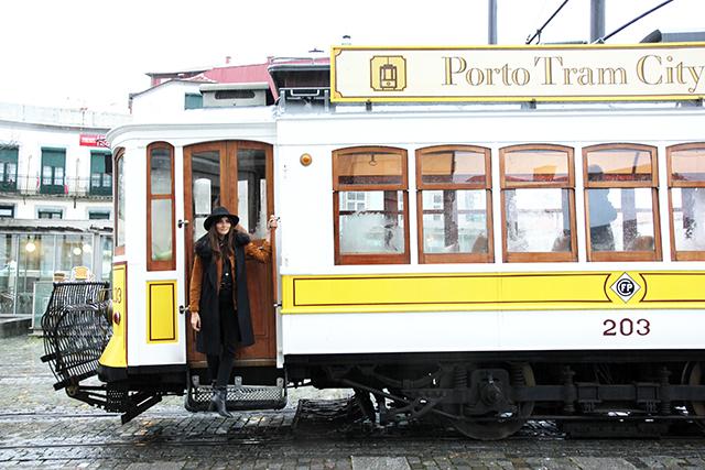Porto. Parfois and Coohuco