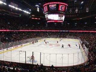 Calgary Flames - Dallas Stars