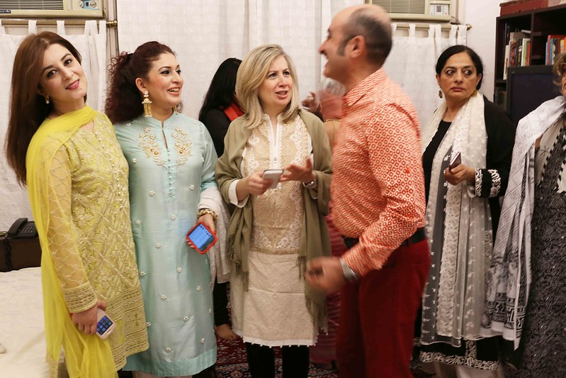 Netherfield Ball – Sadia Dehlvi's Grand Bash, Nizamuddin East