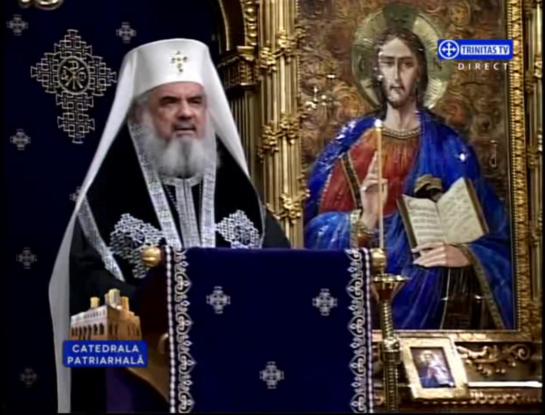 Patriarhul Daniel Ciobotea, 14 martie 2016