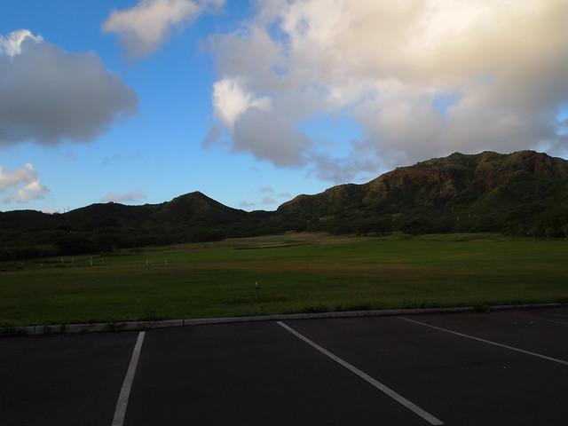 PB300716 ダイヤモンドヘッド(Diamond Head State Monument) hawaii ハワイ ひめごと ヒメゴト