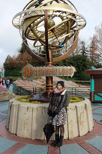 Discoveryland entrance