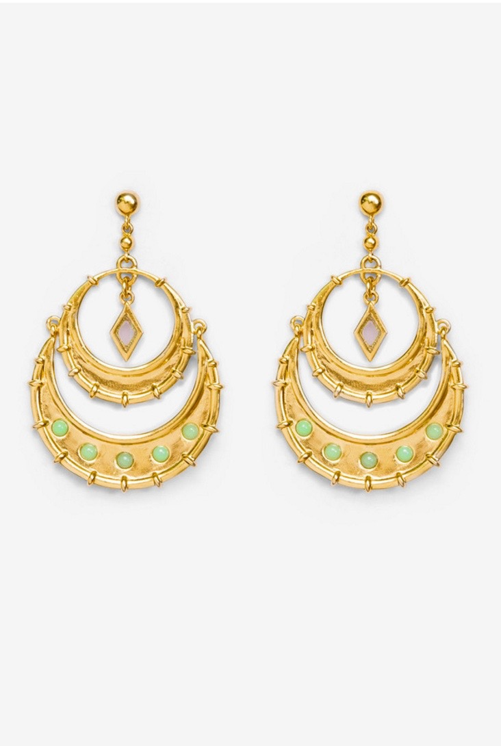 Bolivar Chandelier Earrings