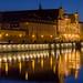 Wrocław evening by Zmiech