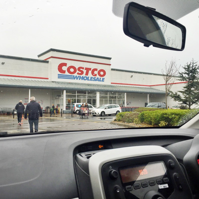 Costco liverpool