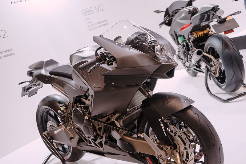 TOKYO MotorCycle Show 2016
