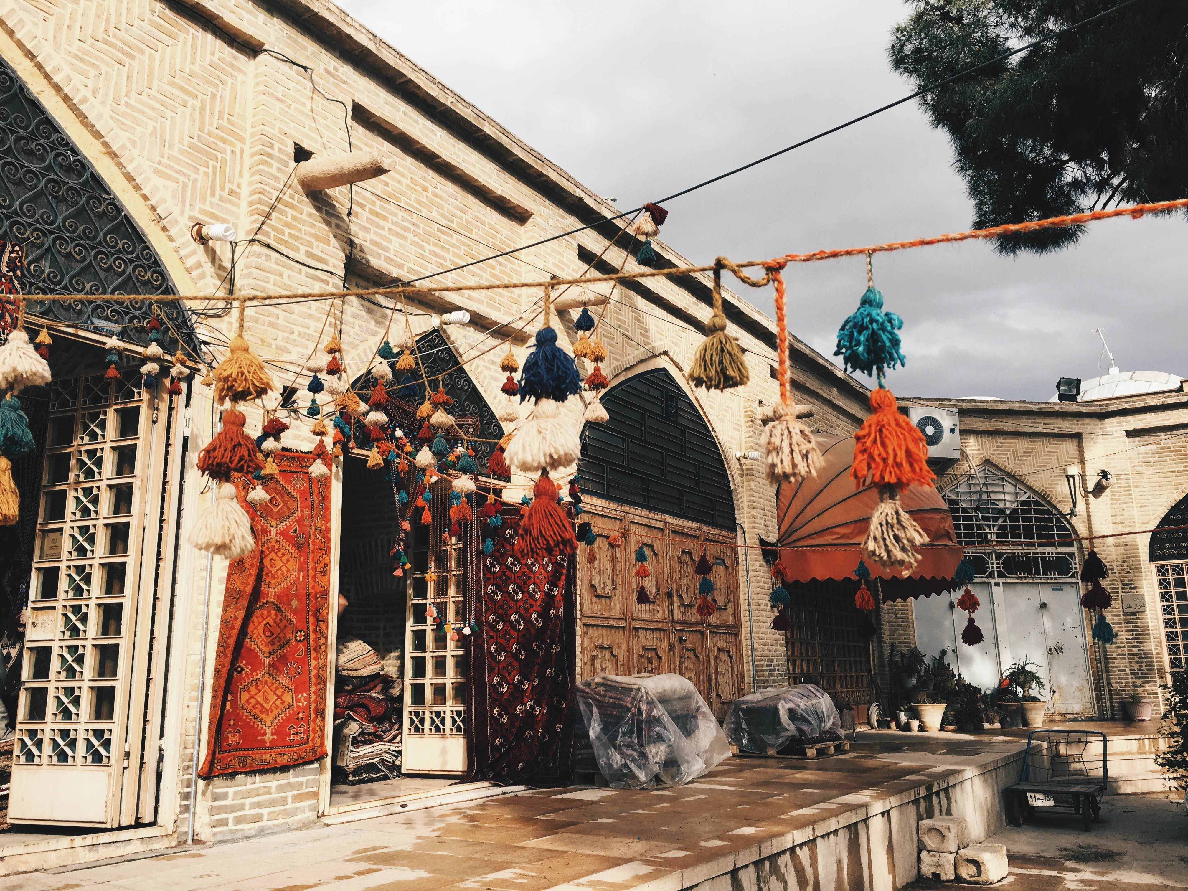 Vakil Bazaar, Shiraz (Iran)