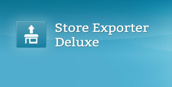 WooCommerce Store Exporter Deluxe v2.0.8