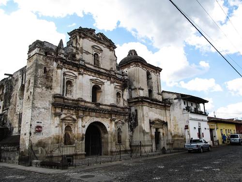 Antigua: Iglesia San Agustín