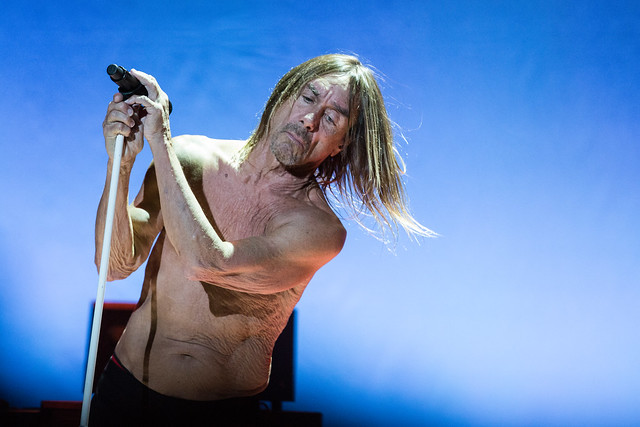 Iggy Pop @ The Orpheum