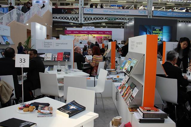 Penguin Random House - London Book Fair 2016