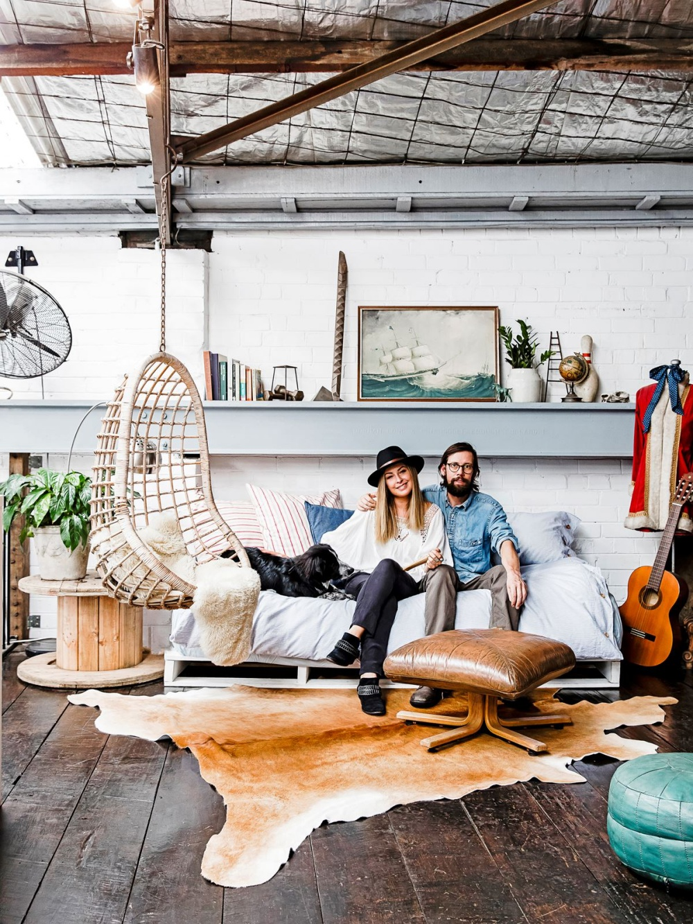 Converted Warehouse Transformed Into Treasure Trove