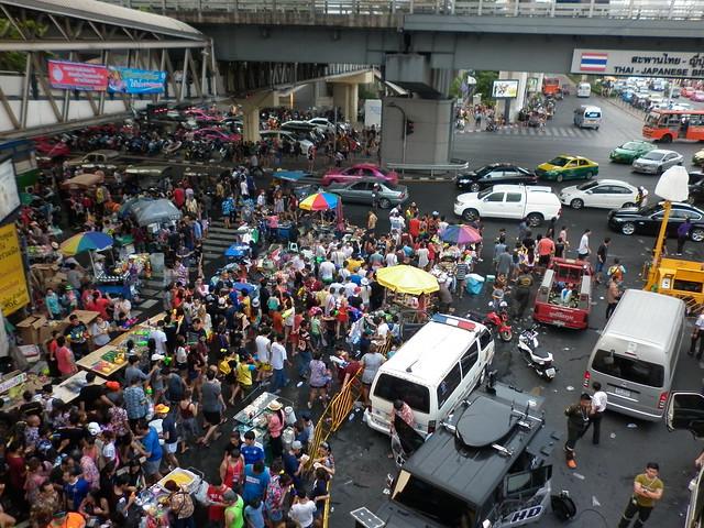 Songkran Festival Bangkok