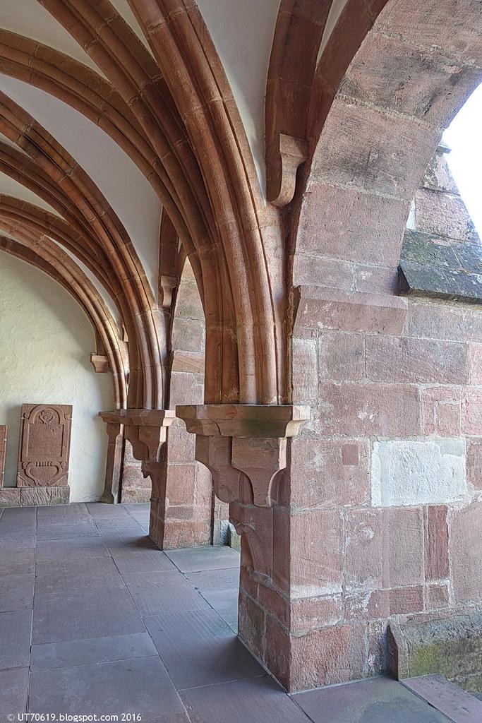 Klosterkirche Arkaden