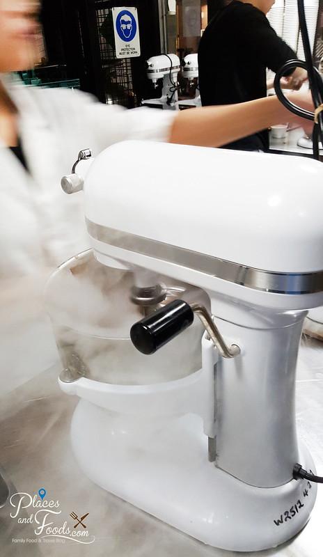 n2 extreme gelato sydney liquid nitrogen