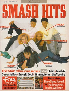 Smash Hits, April 23, 1986