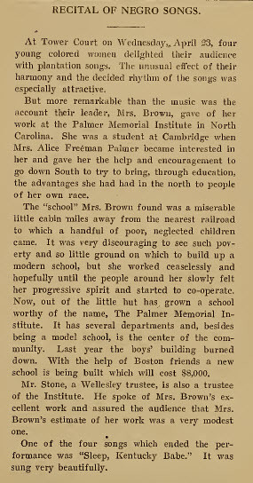 The Wellesley News (04-30-1919)