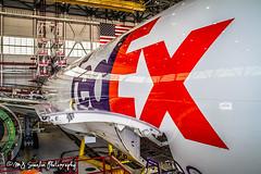 N886FD | Boeing B-777F | FedEx