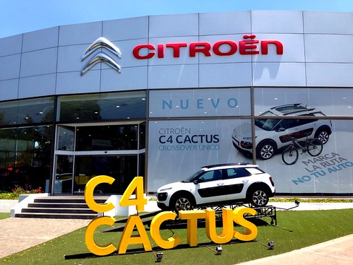 Citroën C4 Cactus - Santiago, Chile