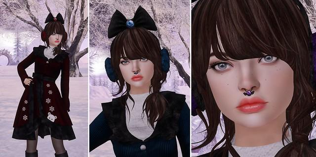 Lolita winter style...