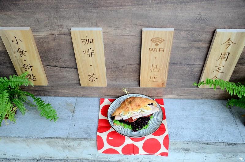 小空間板橋早午餐咖啡廳不限時推薦小倉庫菜單時間新埔 (31)