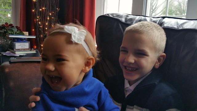Rylan and Violet