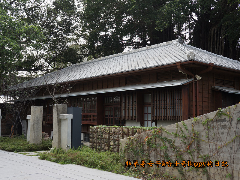 台中文學館&台中文學公園&第五市場美食12
