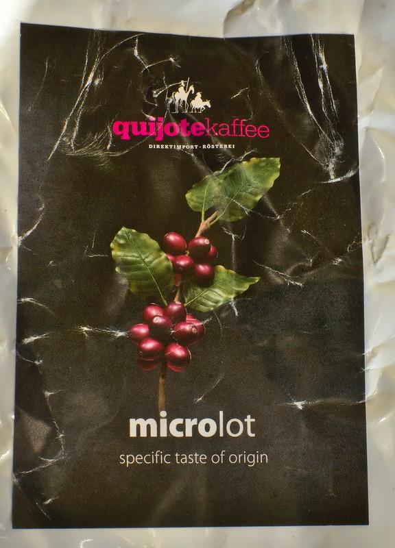Microlot Espresso: Oscar Omar Alonzo