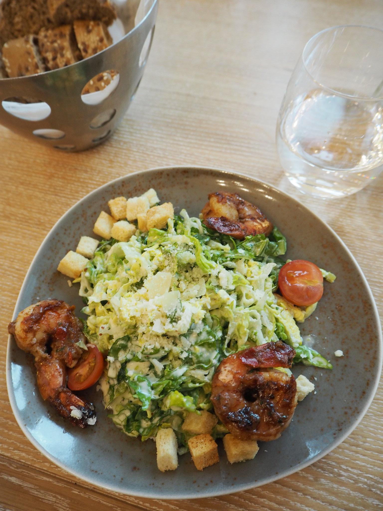 Caesar's Salad, Radisson Blu Frankfurt