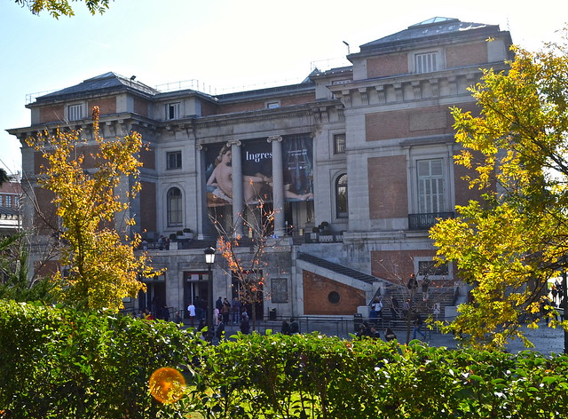prado museum - Madrid in Photos