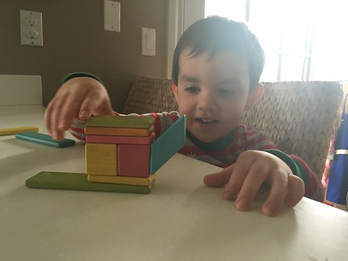 3 year old Colton made a turtle -