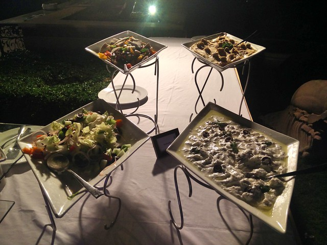 Salads Counter