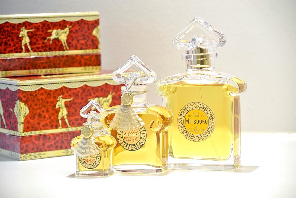 Guerlain Mitsouko Pure Perfume 75 30 Ml And Eau De P Flickr
