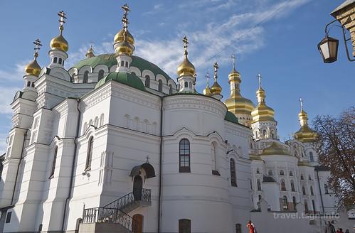 【写真】東欧周遊 : キエフ・市街地