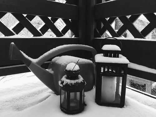 beginning of snowzilla2016
