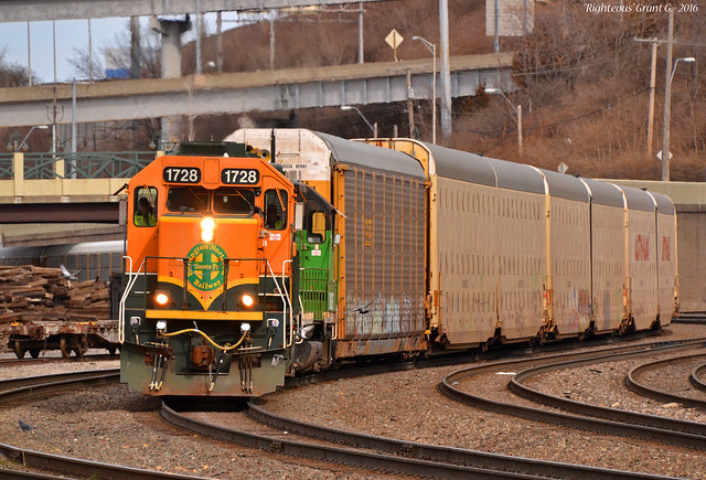 Southbound Local in Kansas City, MO