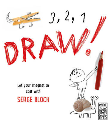Serge Bloch, 3, 2, 1... Draw!
