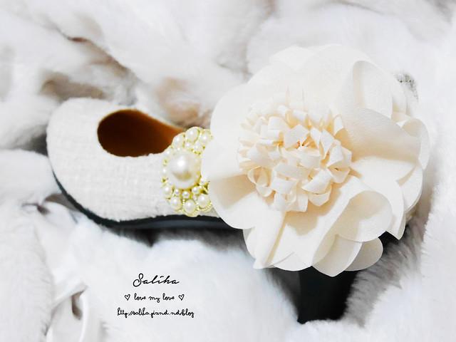 結婚新娘婚禮婚鞋diy (7)