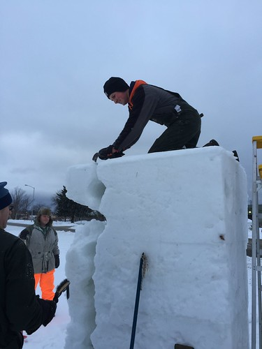 NASF Ice Sculpture Contest