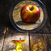 An apple a day... by alexander elzinga
